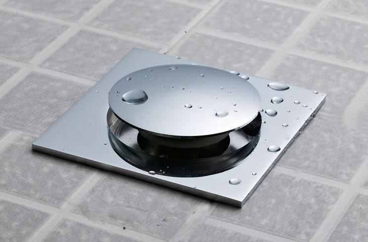 Bathroom Floor Waste Smell : Free shipping copper shower floor drain bathroom water