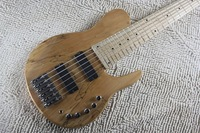 free shipping Wholesale Fodera new 6 string neck through electric bass with active pickups maple fretboard