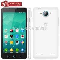 "Original ZTE V5 Nubia Red Bull V9180 WCDMA Mobile Phone MSM8926 Quad Core Android 4.2 5"" HD 1280x720 2G RAM 8GB ROM 13MP OTG GPS"