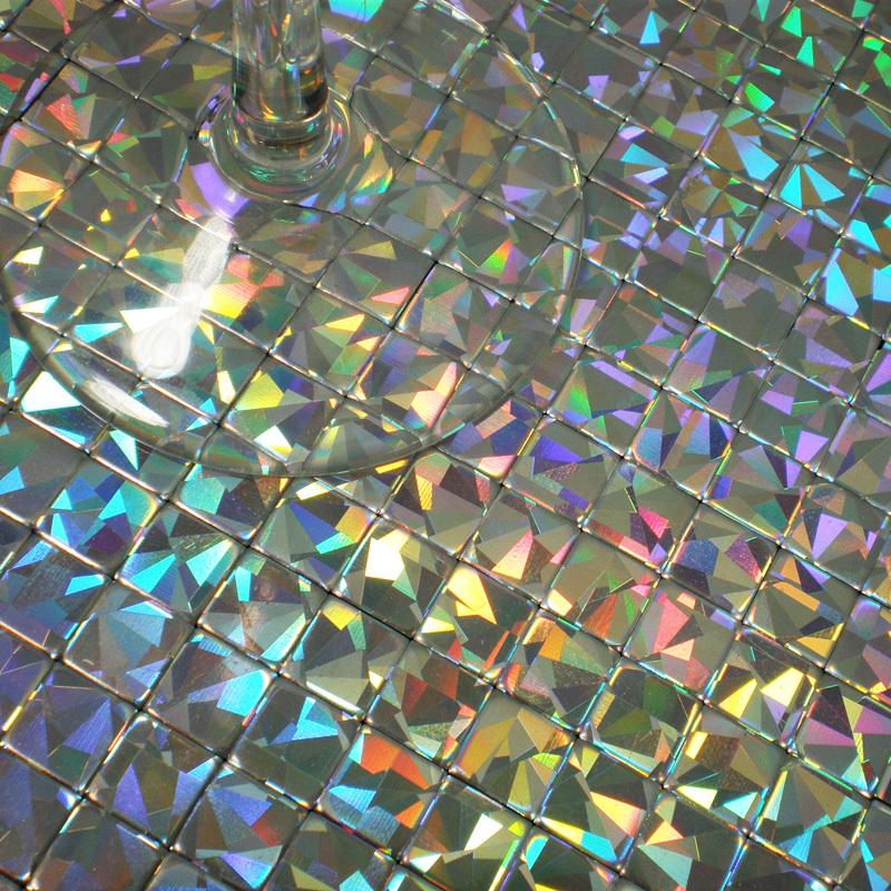 Keuken Aluminium Plaat : Mosaic Tile Kitchen Backsplash