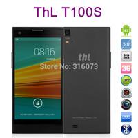 "Free Flip Case ThL T100S Iron Man Monkey King 2 Smartphone MTK6592 Octa Core Android Phones 5.0"" FHD IPS Screen 13.0MP 32GB Rom"
