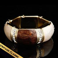Special Resin Enamel Bangles Free Shipping Vintage Bracelets SZ14A060705