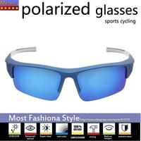 High elastic outdoor sunglasses men polarized sports cycling eyewear,250T lenses cycling sunglasses men polarized driving mirror