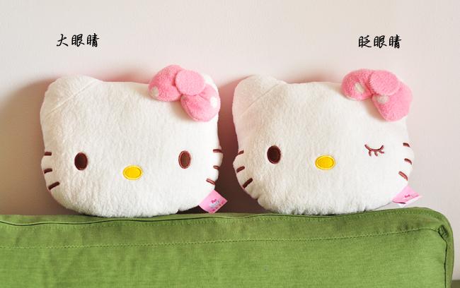 2014 mais novo amorzinho Olá Kitty Car encosto de cabeça pescoço travesseiro de Cabeça e Pescoço Rest Car(China (Mainland))