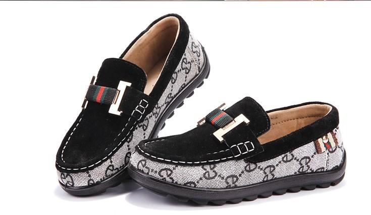 2014 autunno bambini calzature maschio scarpe di moda ragazzi in vera pelle super morbida pelle del bambino comfort mocassini