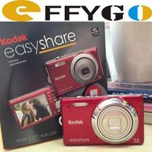 Brand New Kodak M522 EasyShare Digital camera,fashion photo camera,cameras with 2.7'' Screen 14.0 MP +