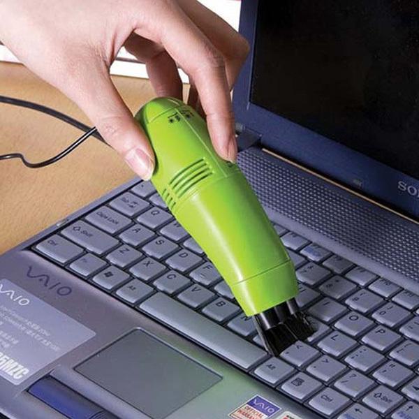 Computer keyboard vacuum cleaner usb vacuum cleaner mini vacuum cleaner clean computer vacuum cleaner(China (Mainland))