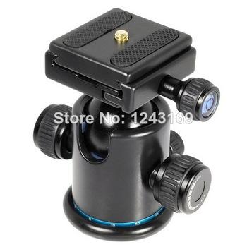 Камеры алюминиевый штатив шаровой головкой быстрый диск выключения обновлено марк KS-0 Ballhead LF23