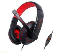 Somic Sennic G9 Wired  Game Headphone With Microphone 3.5mm  Headband Headset HiFi Super Bass Earphones Noise-isolating Black