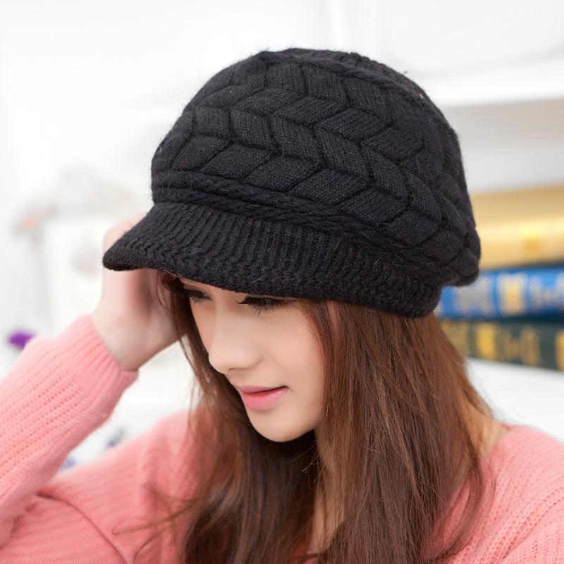 Peaked Cap Knitting Pattern : knitted peak hat Reviews - Online Shopping Reviews on knitted peak hat Alie...
