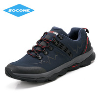 Brand Men/Womens Waterproof Outdoor Shoes Leather Athletic Sport Walking Shoes Zapatos Hombre