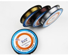 E30001  Transparent Coating Carbon Fishing Lines Fluorocarbon 150m Winter Ice Fishing Lines Super Smoother Stronger(China (Mainland))