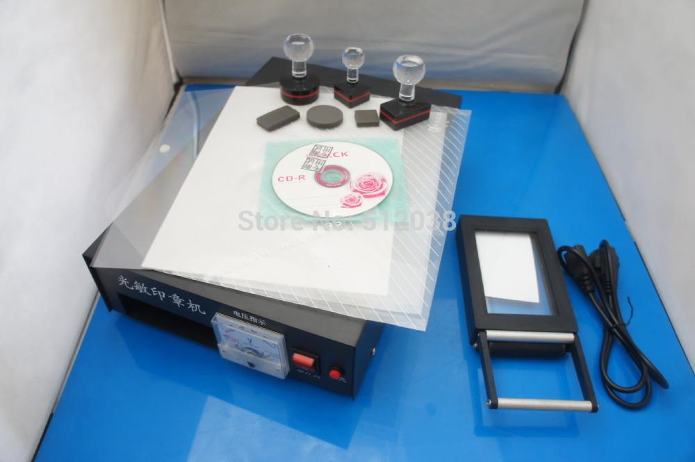Self Inking Stamps Making Machine DIY Hobby Business Craft , NMX30 Digital CXC-GM,Photosensitive Seal Machine 60*100mm(China (Mainland))