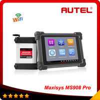 100% Original AUTEL MaxiSYS Pro MS908P AUTEL MaxiDas Maxisys pro DS708 Diagnostic System with WiFi 2014 top In stock