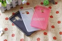 3 pcs Silicon case Lenovo A850 octa core case cheap high quality Lenovo A850+ cover for Lenovo A850+ phone Free shipping W