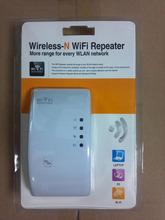 Sem fio Wifi Repeater 802.11N / B / G rede Wifi Router Expander W-ifi amplificador de sinal de antena Wi fi Roteador Repetidor Wi fi(China (Mainland))