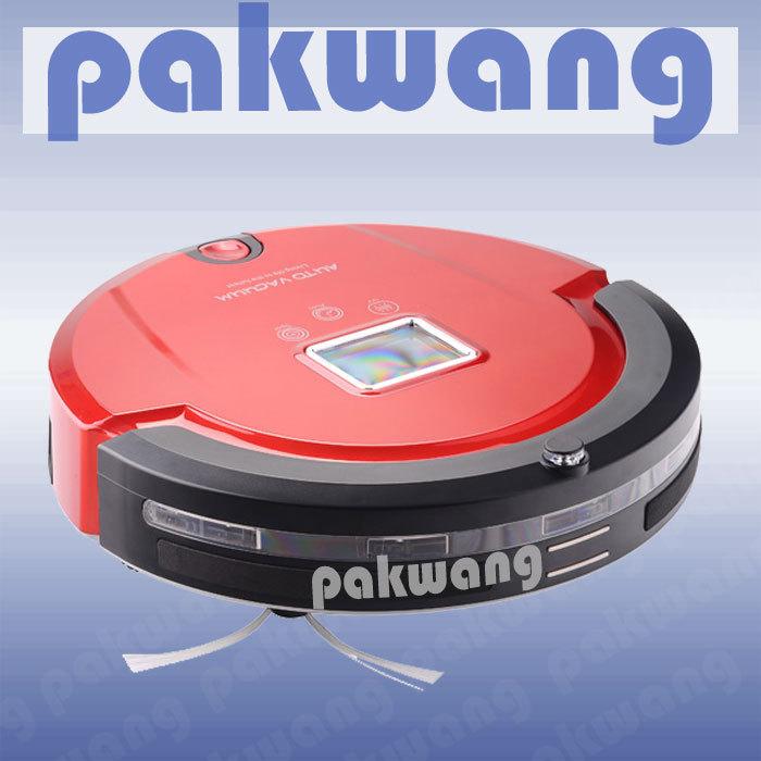 Good robot vacuum cleaner, multifunctinal robotic vacuum cleaner;auto vacuum cleaner(China (Mainland))