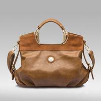 2015 Casual Desigual POLO Brand Women Handbag Leather Shoulder Bags Women Messenger Bag Items Tote Bolsas Bule Brown