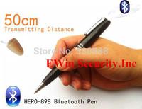 2014 Real high quality covert exam bluetooth pen 305 hidden earpiece