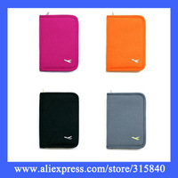 1pc Hot Selling Four Colors Oxford Card Holder Passport Cover Men Women Wallets Travel Organizer -- BIB43 PA05 ST