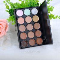 Professional 15 Colors Concealer Camouflage Makeup Neutral Palette 2X MPJ034