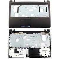 NEW Palmrest Upper Case touchpad Fingerprint For Asus A53U X53U X53Z K53 K53U K53T  AP0K3000200