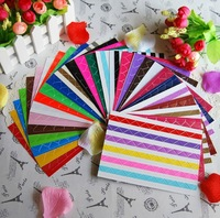 Wholesale, Transparent PVC scrapbook photo corner stickers Adhesive clear stickers, Many colors for choice