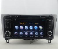 Android 4.4 Car DVD GPS Navigation 3G/Wifi,20 V-CDC, for nissan QashQai/X-Trail 2014
