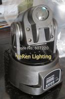 15W Mini LED  Moving Head Spot Light Club DJ Stage Light  BEST PRICE, FREE SHIPPING