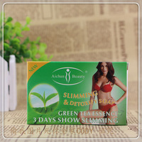 Green  tea  body slimming & fat slimming  & soap handmade soap to lose weight   free shipping