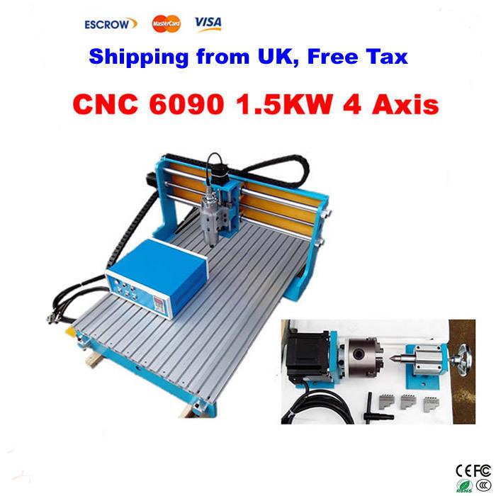 5 axis cnc woodworking machine uk