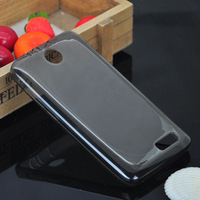 2014 TPU Cases For Lenovo A526  Soft Silicon Pudding Cover Back Phone Case Free Shipping