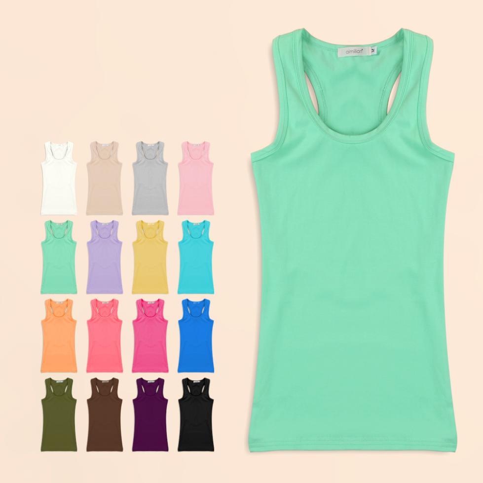 t shirt vest women cotton tank tops fashion 2014 women tops fitness black woman tank top XXL(China (Mainland))