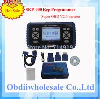 Free Update Online 2014 Original SuperOBD SKP-900 SKP900 OBDii OBD2 SKP 900 Auto Key Programmer V2.5 HandHeld Hotsale