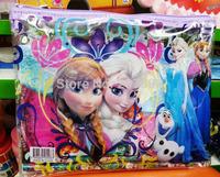 Free Shipping Via DHL!120sets/lot  Lovely Frozen Princess Stationery Set for Girls Cartoon Kids School Set A3356 Wholesale