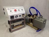 2014 New Listing OCA Vacuum Laminator Laminating Machine LCD Refurbish Repair With Vacuum Pump , no bubble