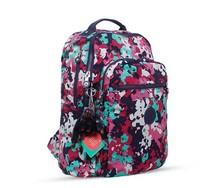 12 colors  Folding Crinkle Waterproof nylon bag women school bags backpack 2014 new fashion casual brand  K012012-2(China (Mainland))
