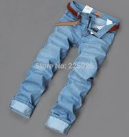New 2014 Hot Sell Fashion High Quality Nostalgic Blue Cotton Brand Mens Jeans Men Jeans Famous True Jeans Wholesale 28-40