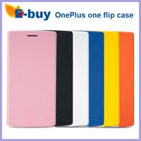 Original oneplus one flip case original oneplus one cover original flipcase For oneplus one plus one original OPO 1+1 case