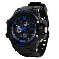 2014 New Electronic Children Digital Watches Fashion Analog Quartz 30m Waterproof Student Swim Sports Wristwatches