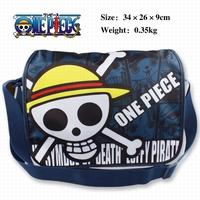 Free Shipping Hot Japanese Anime Style Fashion Crossbody Bag School Bag One Piece Naruto Miku Black Butler Fairy Tail etc.