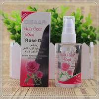 HAIR OIL WITH ROSE & raise HAIR harmonic dedicated & HAIR OIL 60 ml  free shipping