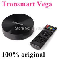 Tronsmart Vega S89 Amlogic S802 Quad Core 2GHz Android TV Box WiFi 2GB/8GB Mali450 GPU 4K*2K HDMI Bluetooth Smart TV Receiver