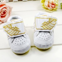 Free shipping 2014 New fashion 3-color casual boy toddler shoes first walkers children's shoes baby soft sole sneakers A1-11