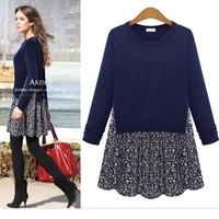 Cheap XL 2xl 3xl 4xl 5xl 6xl plus size women clothings tops 2014 summer sexy crochet lace blouses and shirts white black