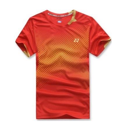Global brand badminton shirt,Quick-Drying fabric, O-Neck, Plus size badminton t-shirt men tennis shirts, men badminton clothing(China (Mainland))