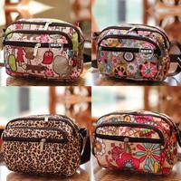 Free shipping! 8033 New fashion Messenger bag lady women's casual handbag good quality style sports bag Travel bag Beach bag