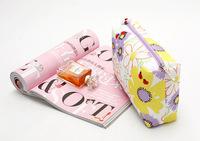 2014 Fashion Cosmetic Bag Wash Bag Travel Storage Cosmetic Sorting Bags Makeup purses wholesale