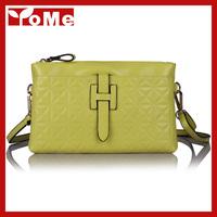 Fashion Women Genuine cow Leather Purses And Handbags Women's Designer Clutch Famous Brand Evening Shoulder Messenger Bag,YB1403