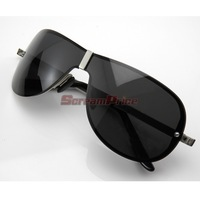 High Quality  Cool Fashion Polarized Glasses Men's Driving Sunglasses With Mirror Free Shipping